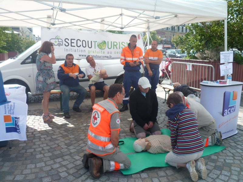 Les week-ends du « secoutourisme » 2014